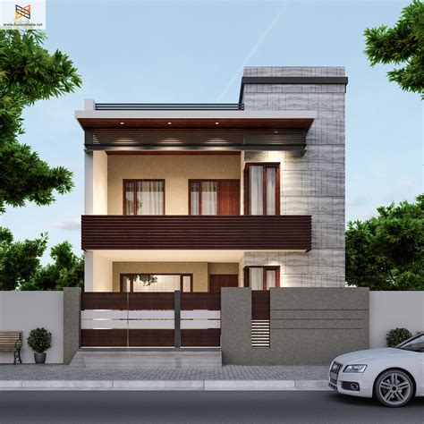 front designs of houses echa un vistazo a este proyecto behance u201c250 yards house elevation u201d https
