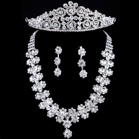 how to make wedding jewelry allens bridal gorgeous wedding bridal jewelry set