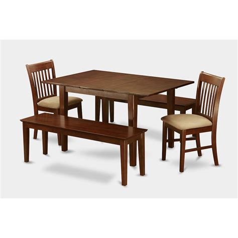 Small Dining Table Set For 4 5 Pc Dinette Set Small Dining Tables And 4 Kitchen Dining Chairs