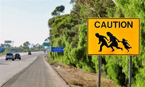 Entering Mexico With A Criminal Record When Crossing The U S Mexico Border Was Not A Crime By