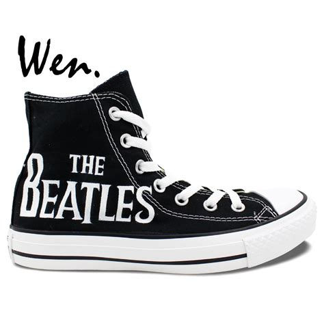 beatles sneakers popular beatles shoes buy cheap beatles shoes lots from