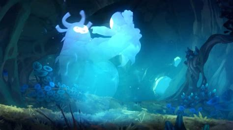 Black Ori ori and the blind forest black root burrows and dash gameplay gamespot