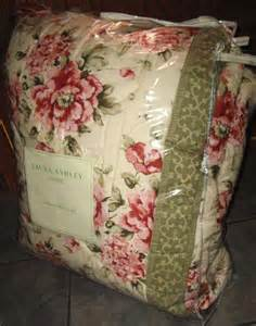 laura ashley cottage rose comforter 220 laura ashley cottage chic pink sage shabby rose twin
