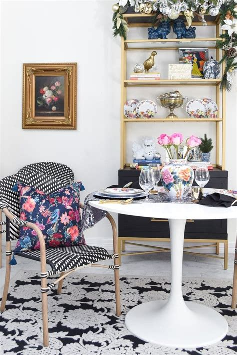 glam simple christmas living room decor ideas monica