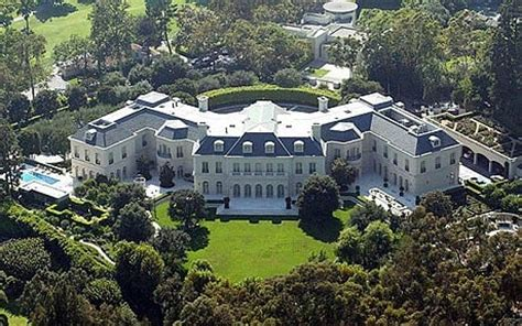 Spelling Mansion Floor Plan secrets of america s most expensive home telegraph