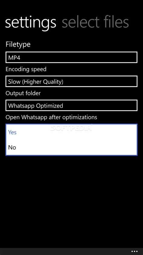 Download Whatsapp Video Optimizer for Windows Phone