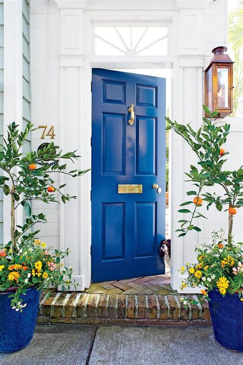 Planter Ideas For Front Doors by 25 Best Front Door Planters Ideas On Front