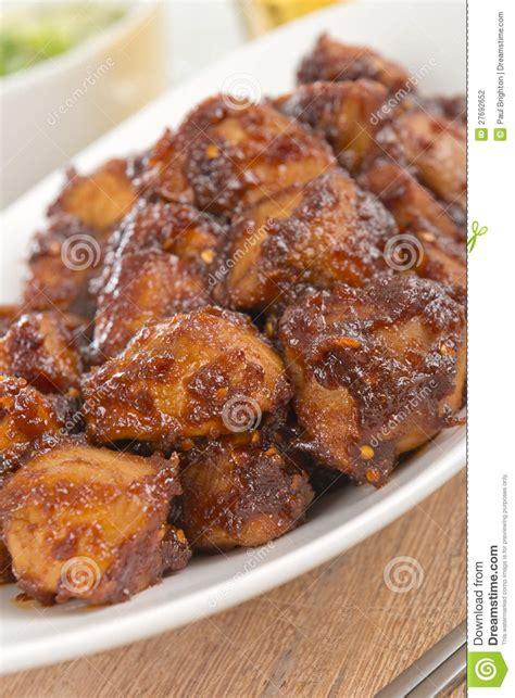 Buldak Chicken Korean buldak chicken stock photography image 27692652