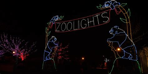Zoolights Smithsonian S National Zoo Washington Dc Zoo Lights