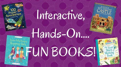 interactive on books usborne books and