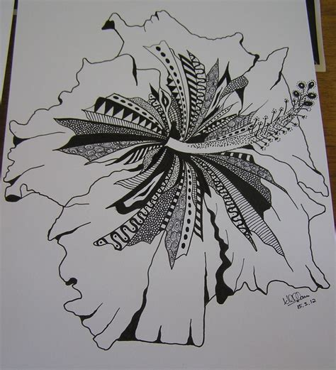 zentangle pattern floral 1255 best zentangles and line designs images on pinterest