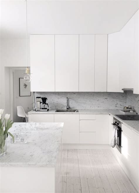 Kitchen Marble Design best 10 white marble kitchen ideas on pinterest marble