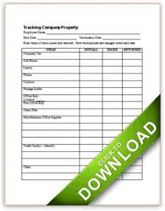 tracking company property