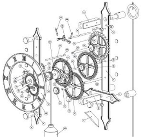 karen  plans  build  grandfather clock diy