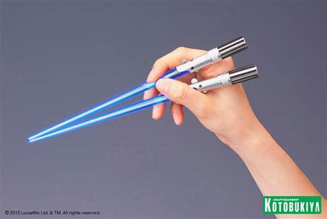 kotobukiya star wars luke skywalker light up chopsticks kotobukiya star wars light up luke and darth vader