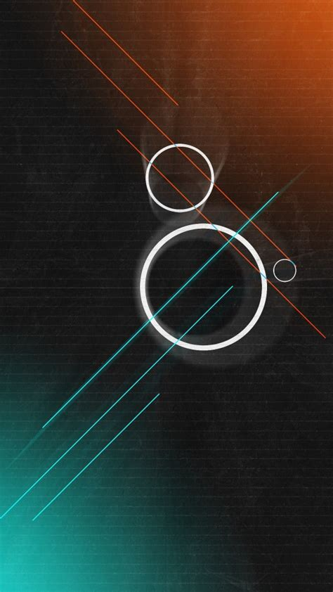 abstract wallpaper for android mobile abstract rings lines backgrounds for android phones