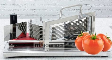 Alat Perajang Bawang Di Bandung jual alat pengiris tomat mks tm5 di bandung toko mesin
