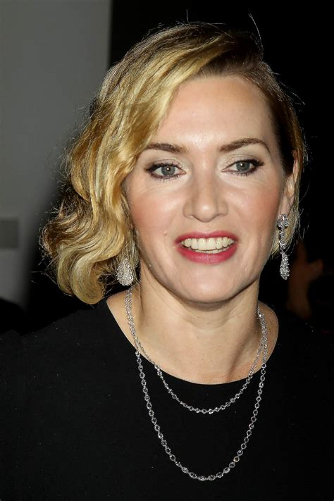 Kate Winslets by Kate Winslet At Wheel Special Screening In New York