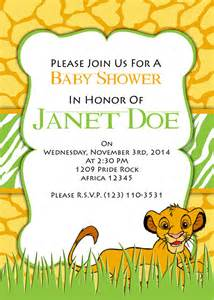 King Baby Shower Invitation Templates by King Baby Shower Invitation Templates Cloveranddot