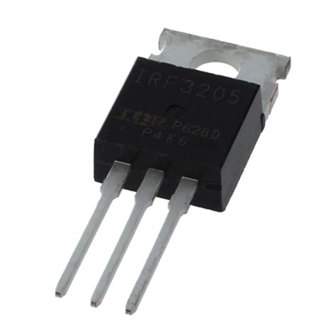 transistor mosfet irf3205 irf3205 irf3205pbf fast switching power mosfet transistor n channel t0220 ts ebay
