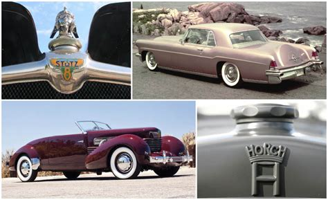 Handmade Car Brands - 寘 寘 綷