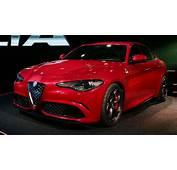 New 2016 Alfa Romeo Giulia Revealed Alfa's Make Or Break