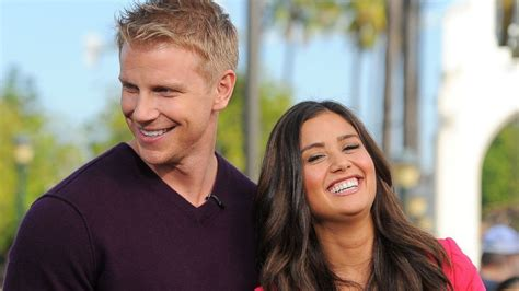 sean and catherine bachelor sean lowe and catherine giudici take polygraph