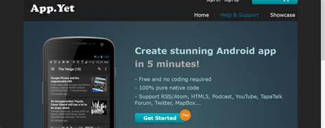 how to create an android app how to create an android application for your for free
