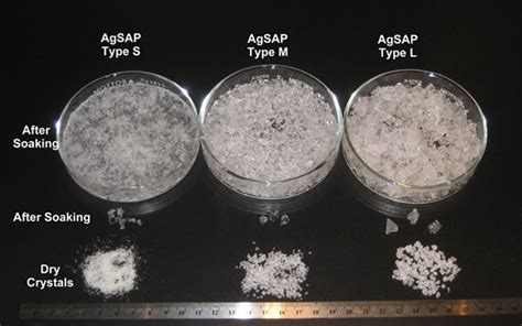 water absorbing agsap for soil m2 polymer