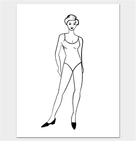 printable body shapes human body outline template 32 printable worksheets
