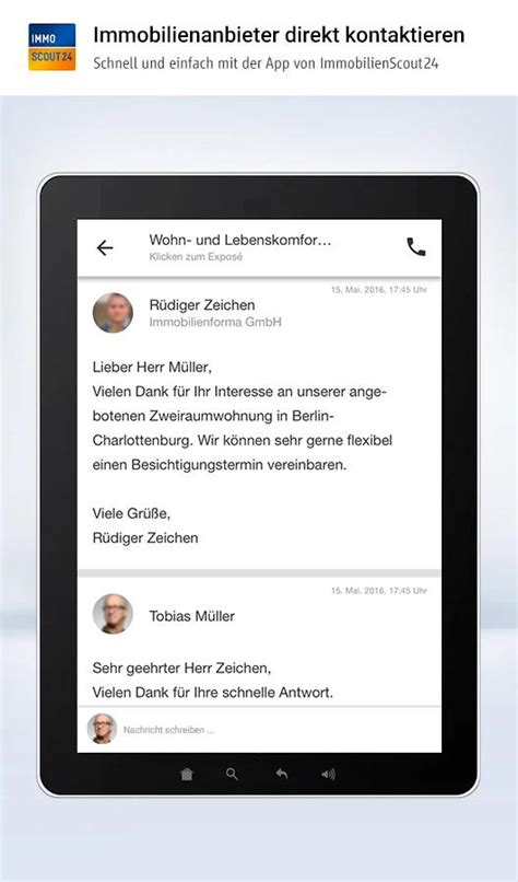scout24 wohnung mieten immobilien scout24 android apps auf play