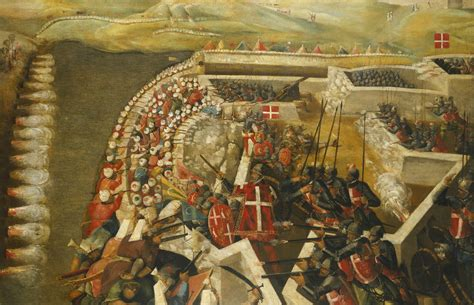 Ottoman Malta Travel To The Of The Mediterranean The Great Siege Of Malta 1565