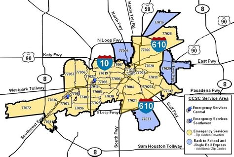 houston zip code map inner loop programs who we help zip code map ccsc houston