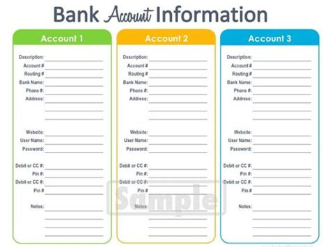 organizing finances template style and personal finance on