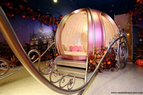 cinderella coach bed 13 best images about cinderella room on pinterest