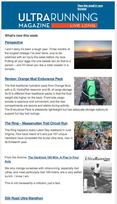 running rewired reinvent your run for stability strength and speed books newsletter signup ultrarunning magazine