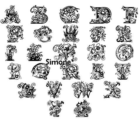 lettere in gotico lettere in gotico per tatuaggi tatuaggio