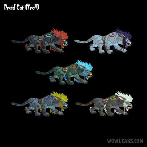troll druid colors image druid cat troll png wowwiki fandom powered by