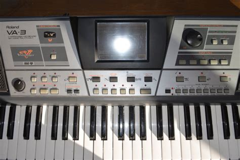 Keyboard Roland Va 3 Roland Va3 Arranger Keyboard For Sale In Macroom Cork