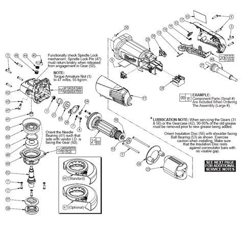 dayton bench grinder parts diagram dayton saw parts