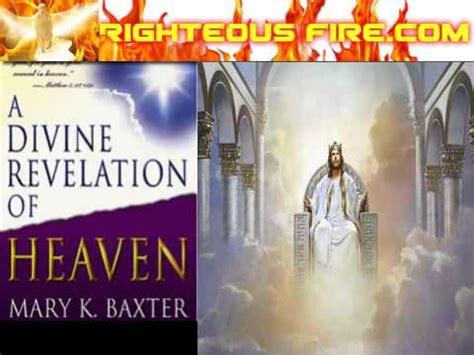 A Revelation Of Heaven heaven a revelation of heaven by k baxter