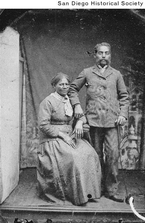 african american wig in san iego ca unidentified african american couple ca 1876 san diego