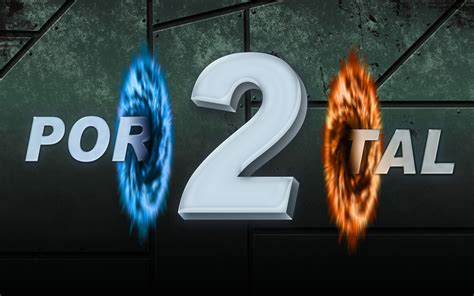 gaming portal 2 there and back again