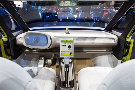 volkswagen concept van interior vw 2017 van autos post