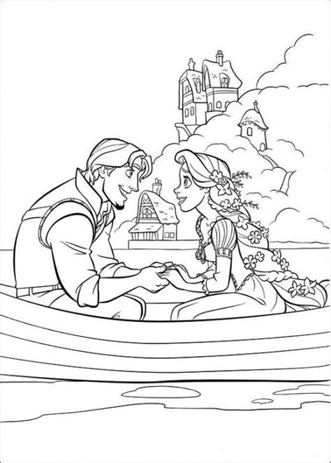 rapunzel coloring pages games 17 best images about wedding games on pinterest rapunzel