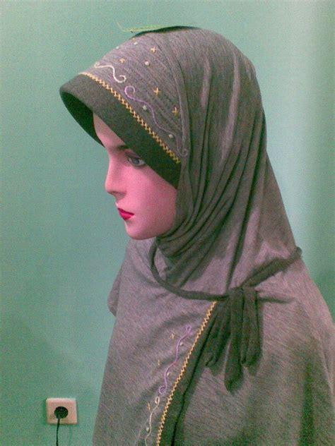 Nyaman Promo Jilbab Khimar Instan Najwa Najwa aneka jilbab instan najwa sulam etnik asmat