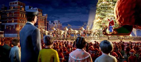 christmas wallpaper polar express the polar express images the polar express hd wallpaper