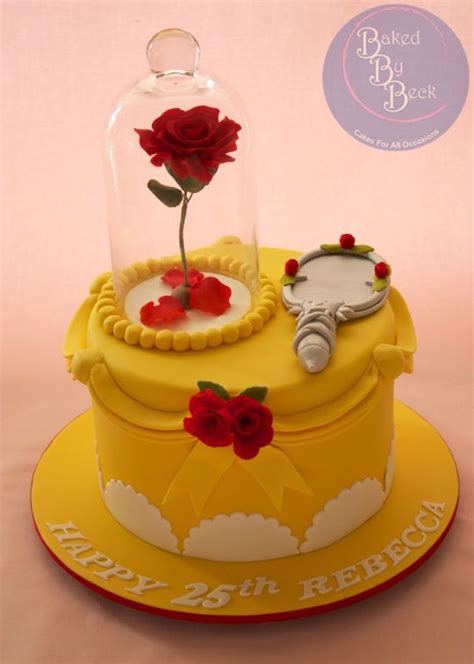 330 best disney s and the beast cakes images on and the beast