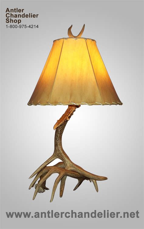 How To Make A Lamp Shade Chandelier Antler Lamps Antler Chandelier