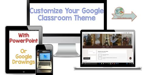 google themes over the years spring tech tip 3 customize your google classroom theme